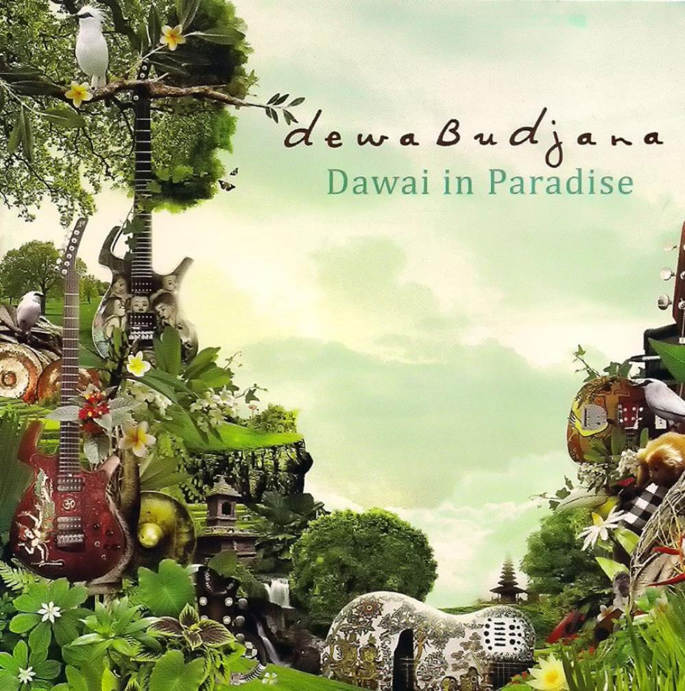 Dawai In Paradise by BUDJANA, DEWA album cover