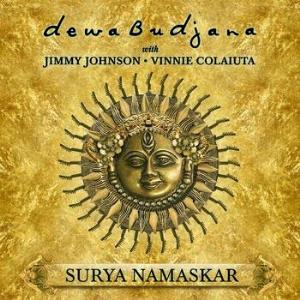 Surya Namaskar (with Jimmy Johnson & Vinnie Colaiuta) by BUDJANA, DEWA album cover
