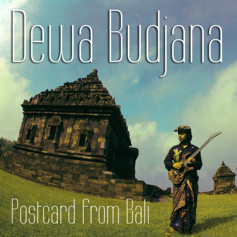 Postcards From Bali by BUDJANA, DEWA album cover