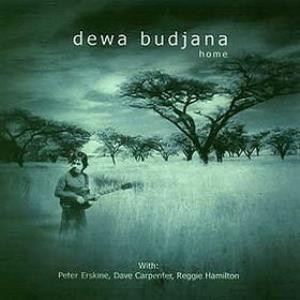 Dewa Budjana Home album cover