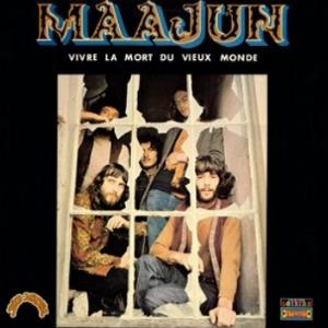 Vivre La Mort Du Viex Monde (as Maajun) by MAHJUN album cover