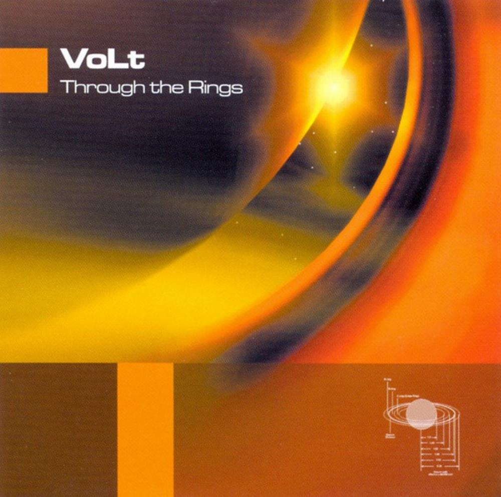 Through The Rings by VOLT album cover
