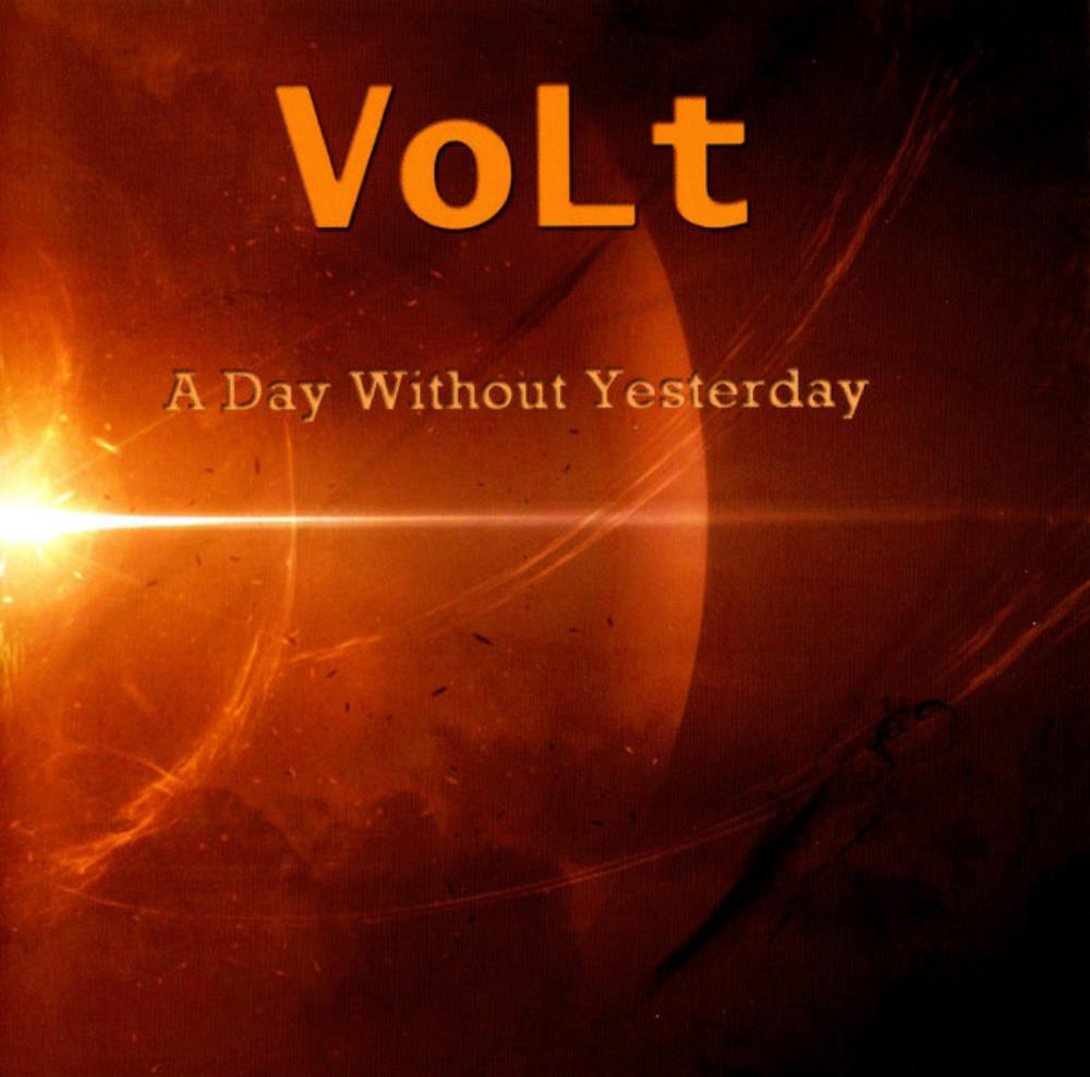 A Day Without Yesterday by VOLT album cover
