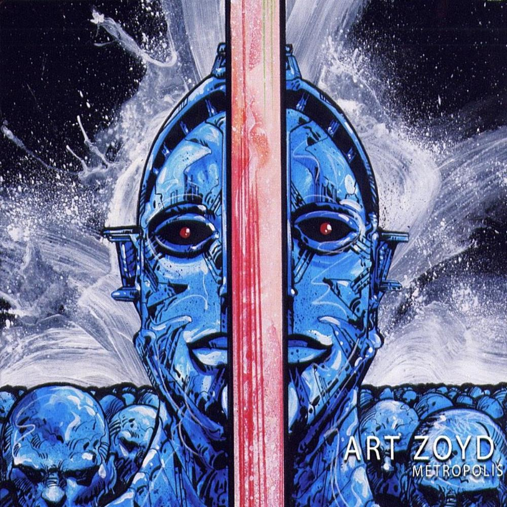 Art Zoyd - Metropolis CD (album) cover