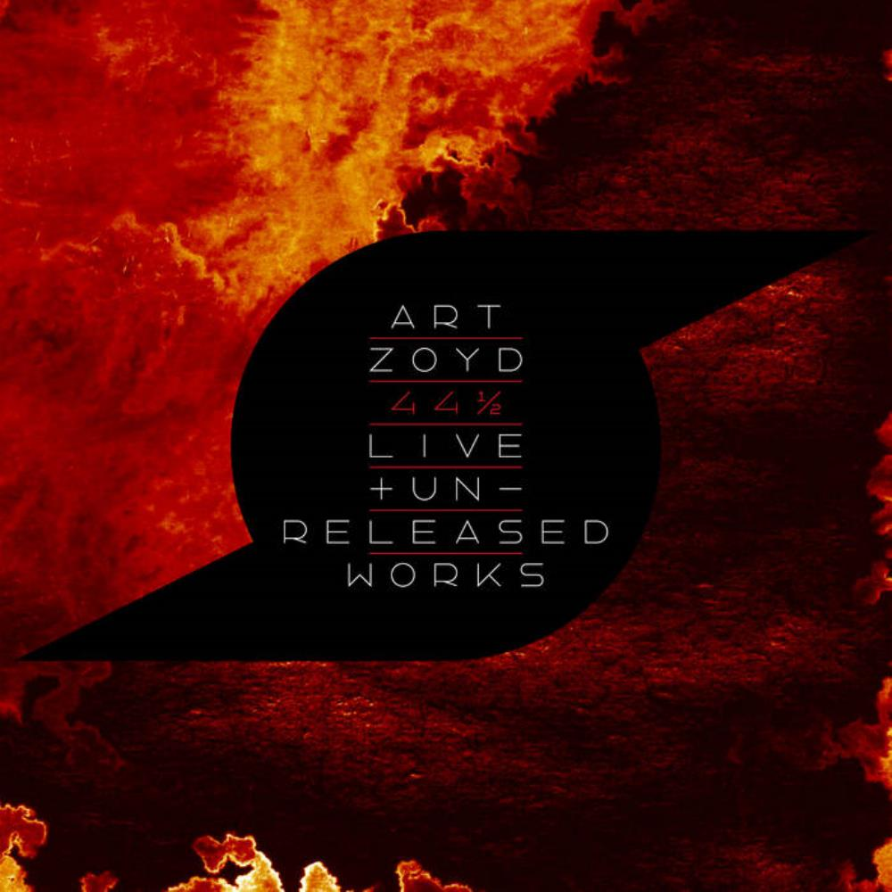44 1/2 Live + Unreleased Works Box Set by ART ZOYD album cover