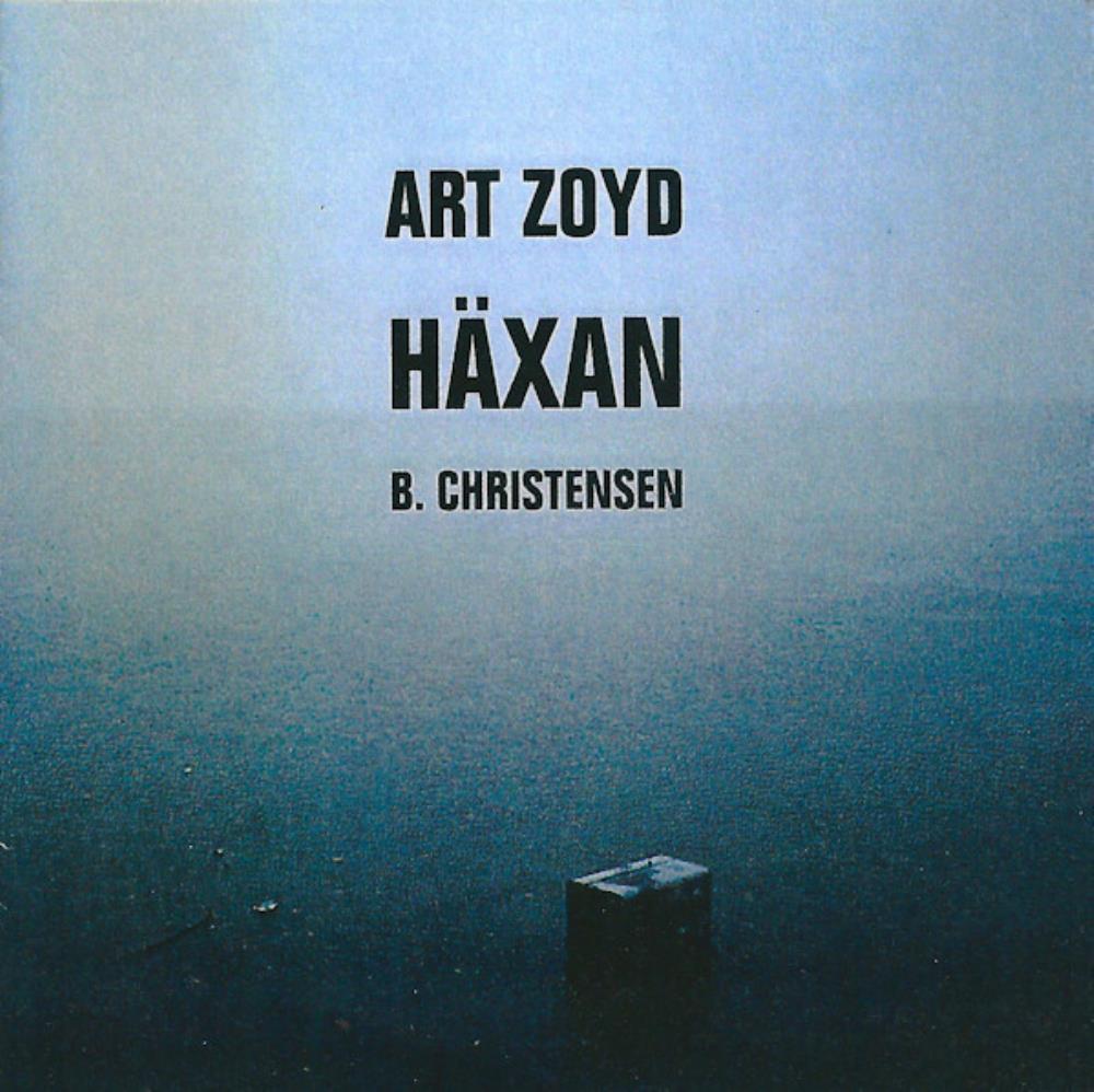 Häxan by ART ZOYD album cover