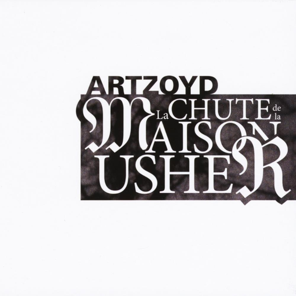 La Chute De La Maison Usher by ART ZOYD album cover
