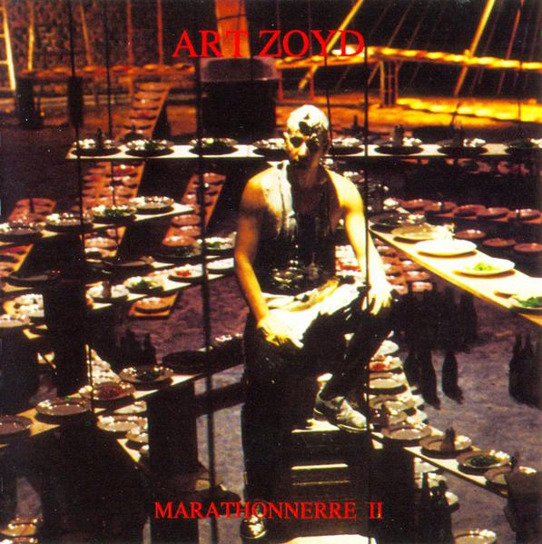 Art Zoyd - Marathonnerre II  CD (album) cover
