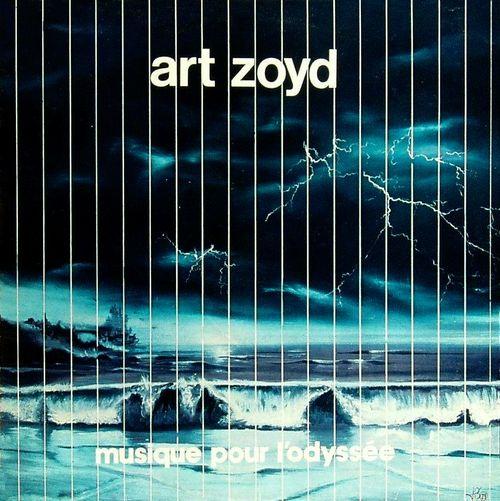 Art Zoyd Musique Pour LOdyssée album cover