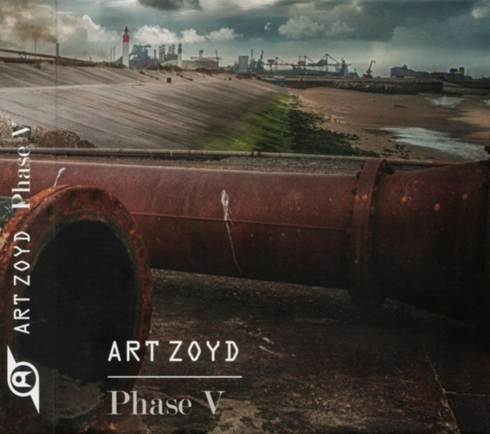 Art Zoyd - Phase V CD (album) cover