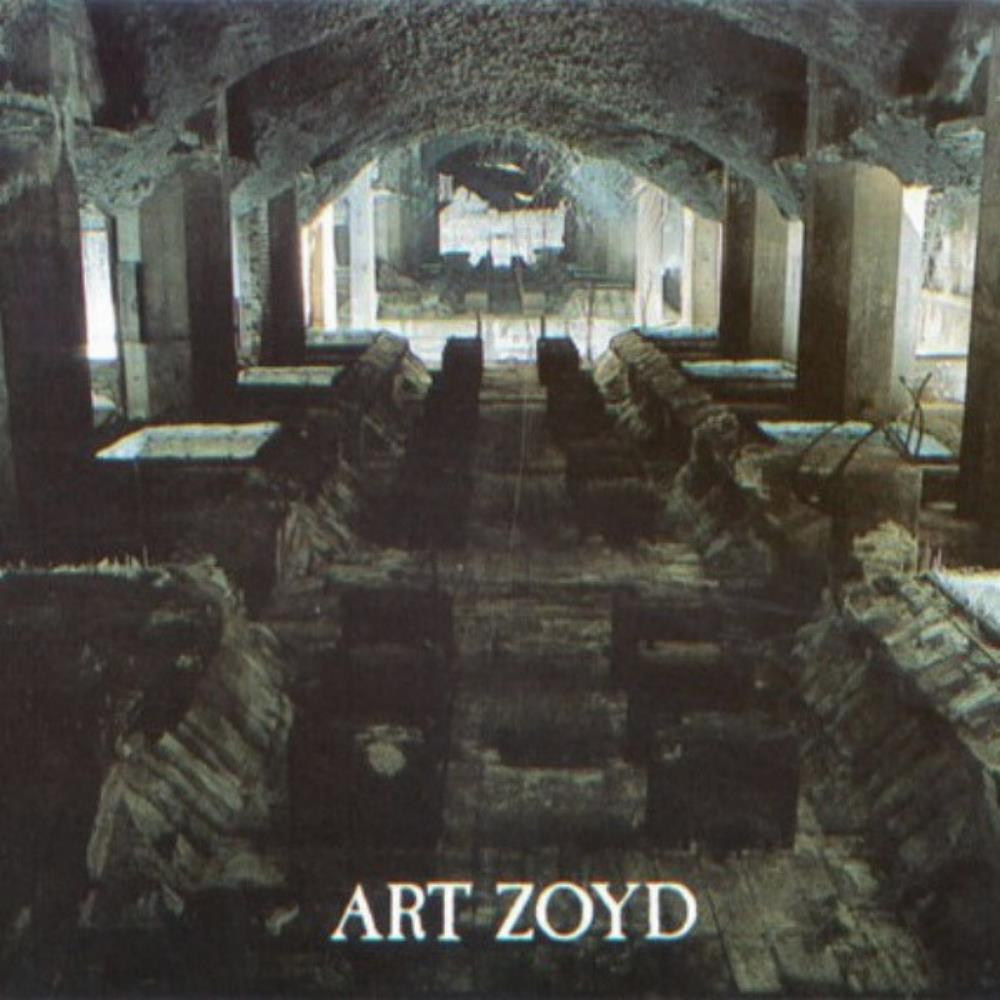 Art Zoyd - Phase IV CD (album) cover