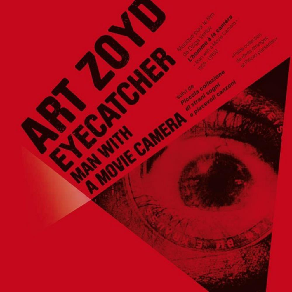Eyecatcher by ART ZOYD album cover