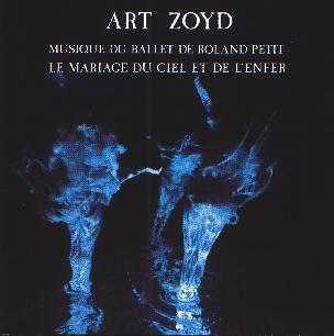 Art Zoyd Le Mariage Du Ciel Et De L'Enfer album cover