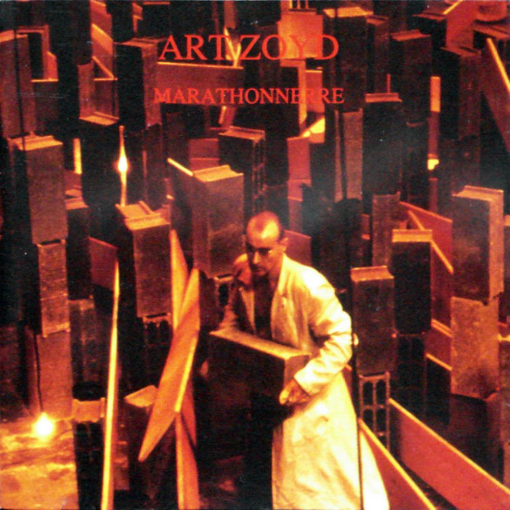 Art Zoyd - Marathonnerre I & II CD (album) cover
