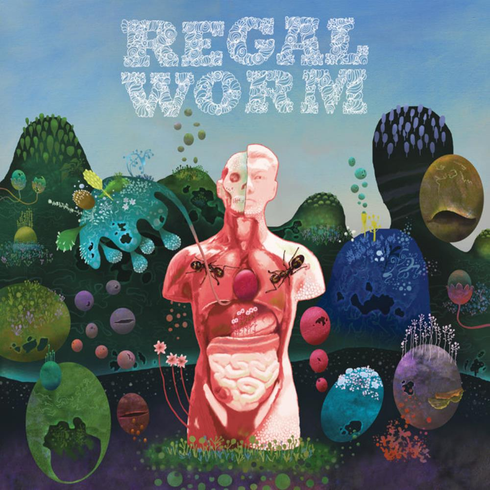 Regal Worm - Use And Ornament CD (album) cover