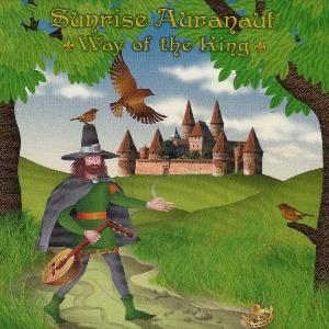 Sunrise Auranaut Way Of The King album cover