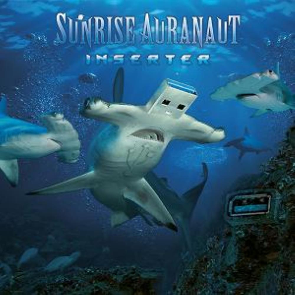 Sunrise Auranaut - Inserter CD (album) cover