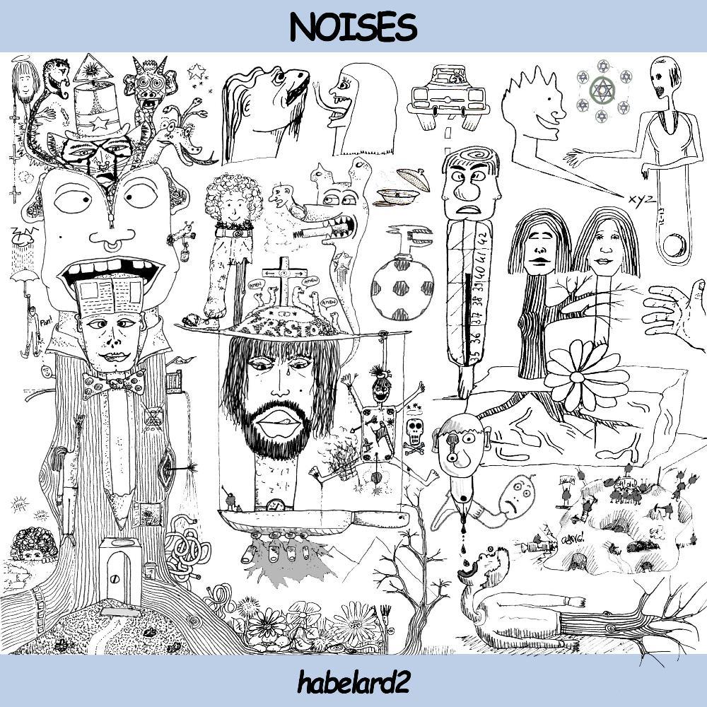 Noises by HABELARD2 album cover