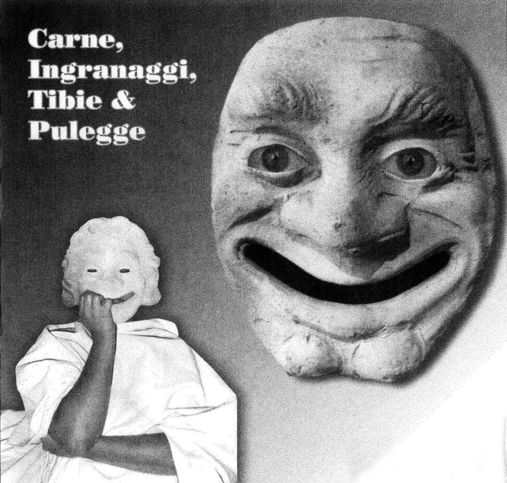 habelard2 - Carne, Ingranaggi, Tibie & Pulegge CD (album) cover