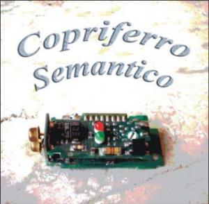 Habelard2 Copriferro Semantico album cover