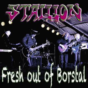 Stallion Fresh out of Borstal album cover