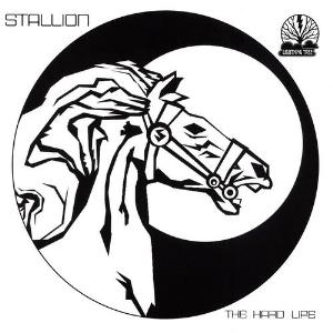 The Hard Life by STALLION album cover
