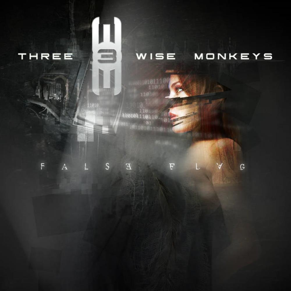 Three Wise Monkeys False Flag album cover