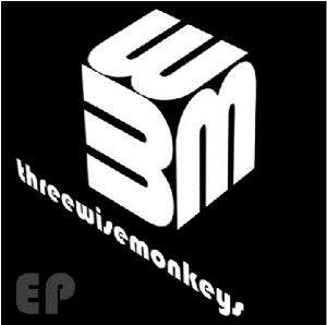Three Wise Monkeys 3WM EP No.1 & No.2 album cover