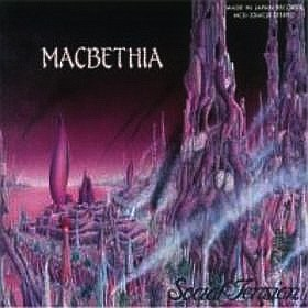 Social Tension - MacBethia CD (album) cover