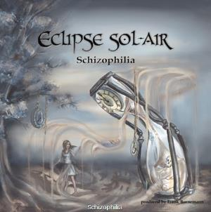 Eclipse Sol-Air - Schizophilia CD (album) cover