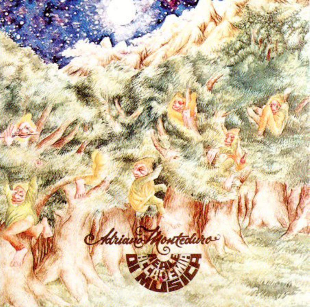 Adriano Monteduro & Reale Accademia Di Musica by REALE ACCADEMIA DI MUSICA album cover