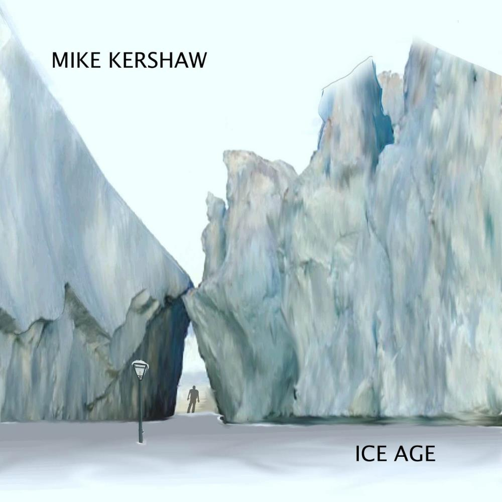 Mike Kershaw Ice Age album cover