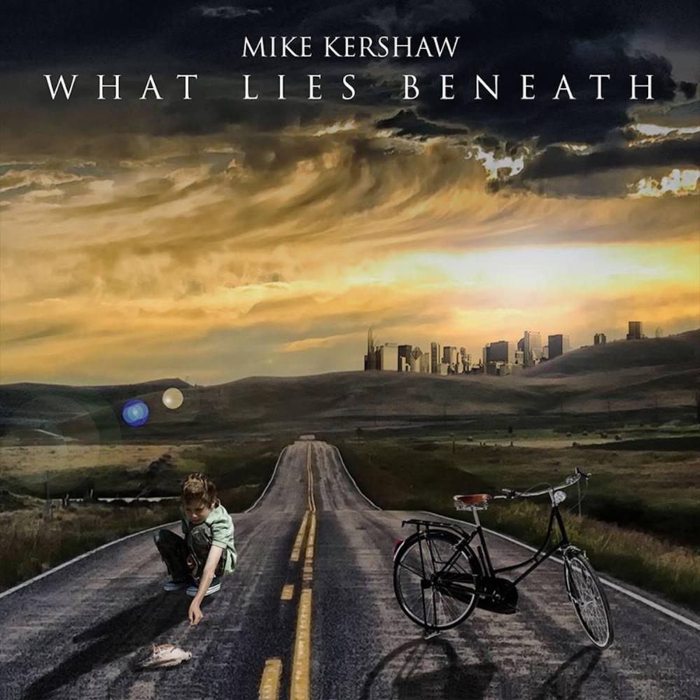 What Lies Beneath by KERSHAW, MIKE album cover