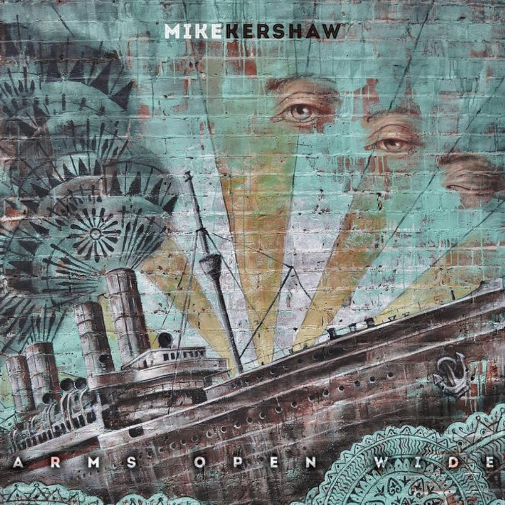 Mike Kershaw Arms Open Wide album cover