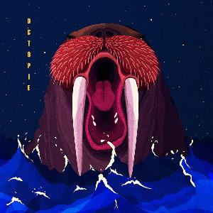 Octopie The Adventure of Harry and Walrus Kane album cover