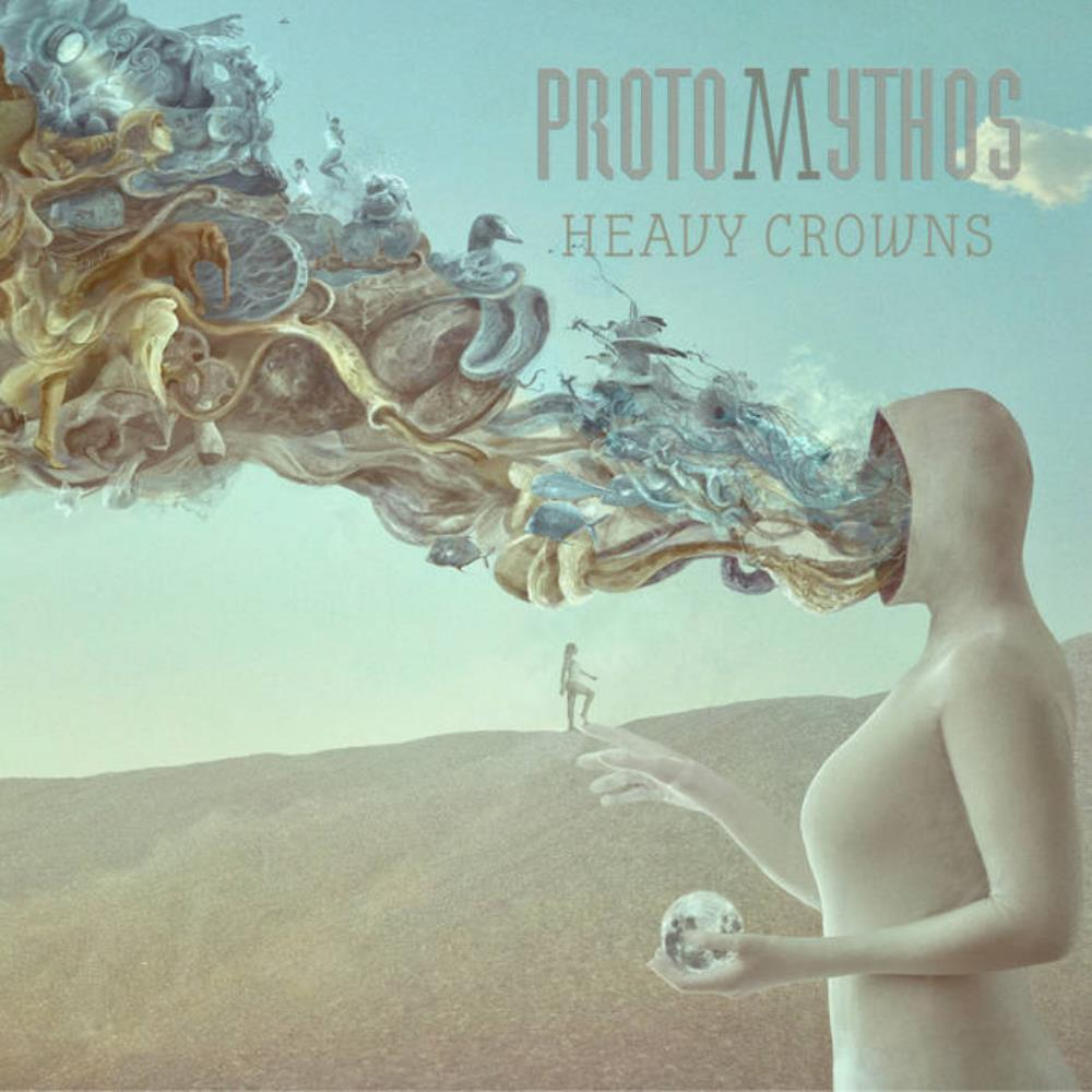 Heavy Crowns by PROTOMYTHOS album cover