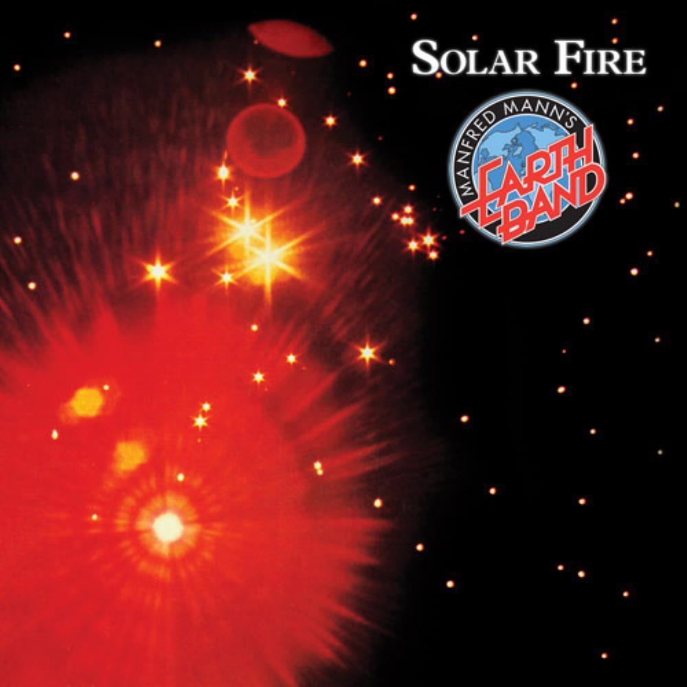 Solar Fire by MANN'S EARTH BAND, MANFRED album cover