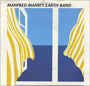 Manfred Mann's Earth Band Lies (Through The 80's) album cover