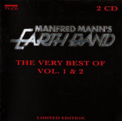 Manfred Mann's Earth Band The Very Best Of Vol. 1 & 2  album cover