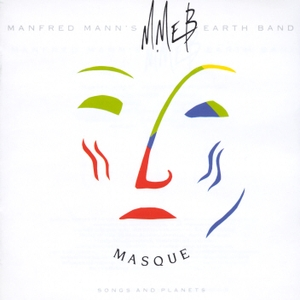 Manfred Mann's Earth Band Masque album cover