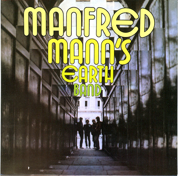 Manfred Mann's Earth Band - Manfred Mann's Earth Band CD (album) cover
