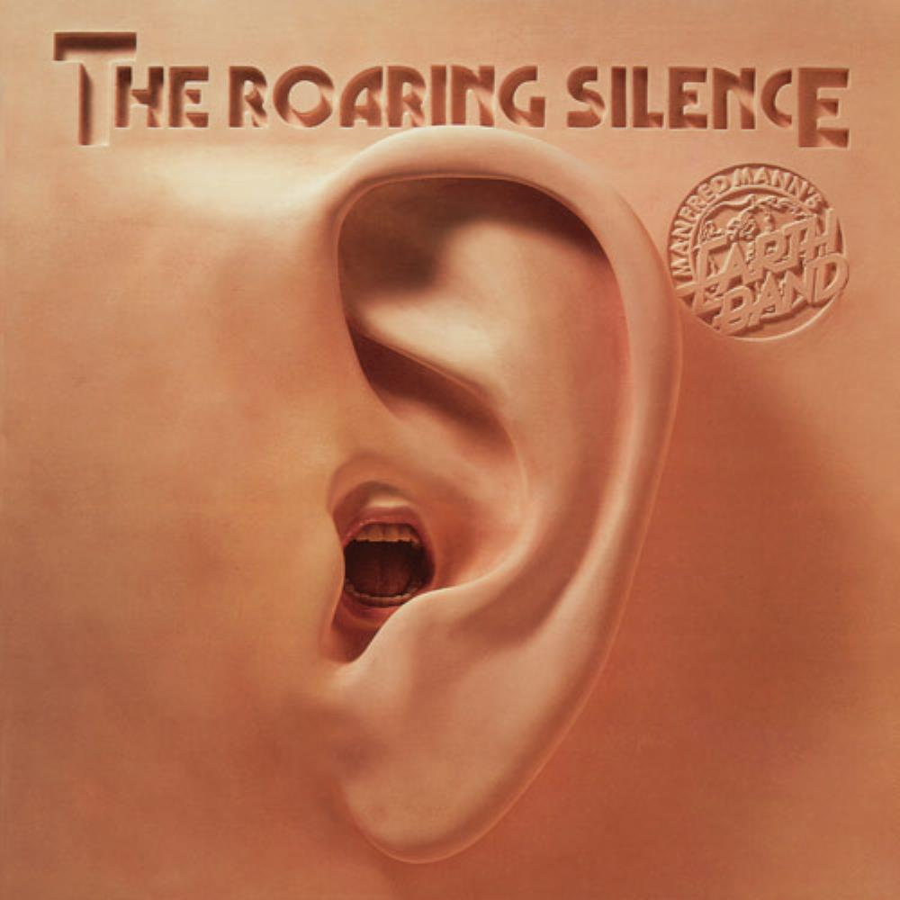 The Roaring Silence by MANN'S EARTH BAND, MANFRED album cover