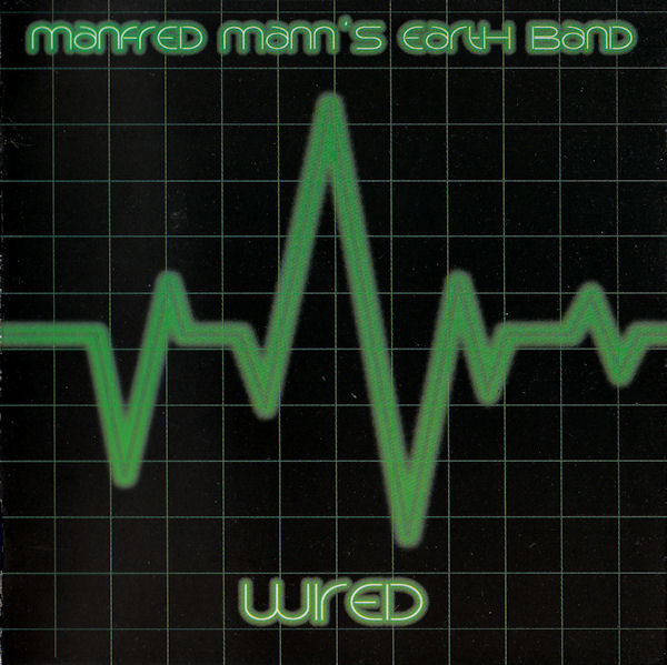 Wired by MANN'S EARTH BAND, MANFRED album cover