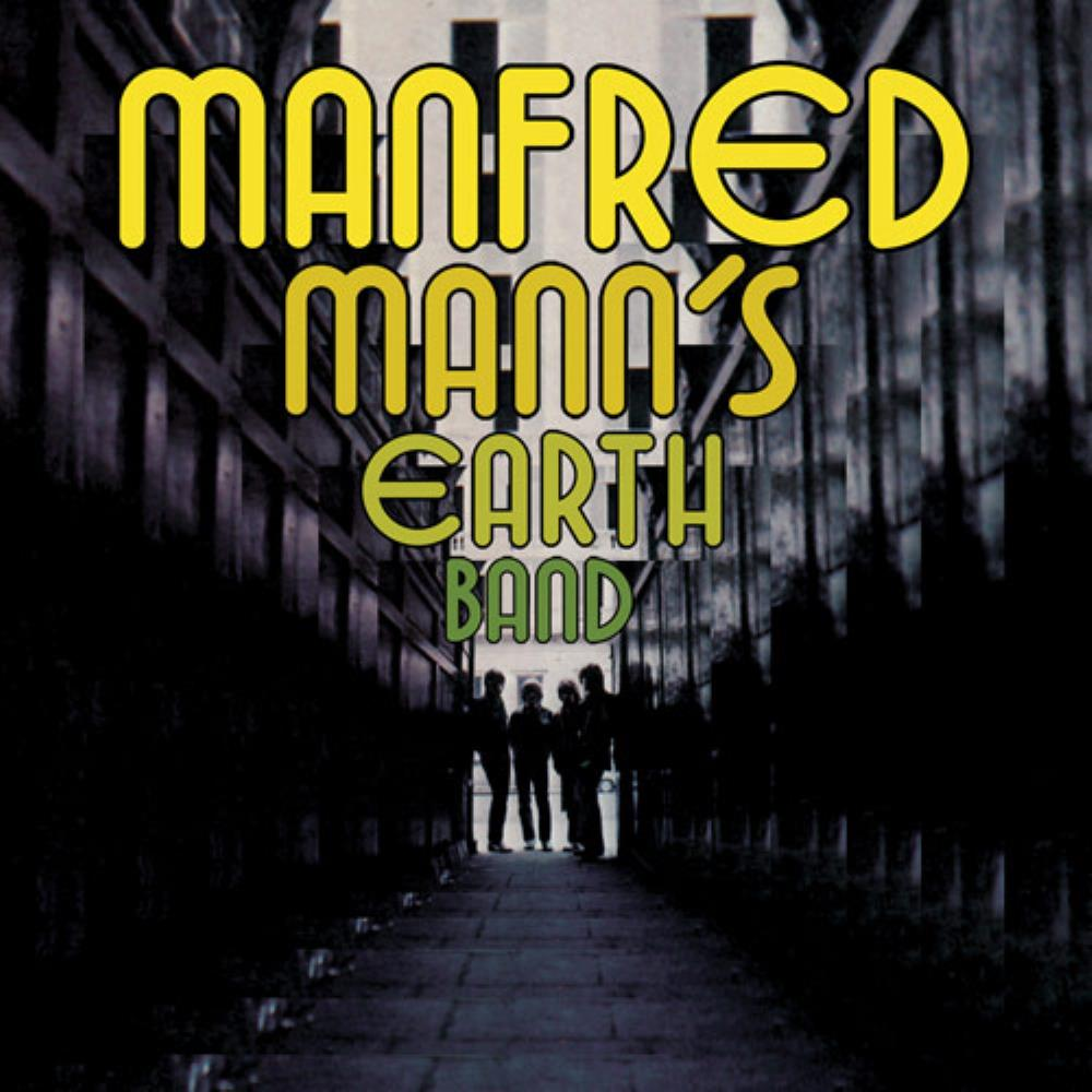 Manfred Mann's Earth Band Manfred Mann's Earth Band album cover