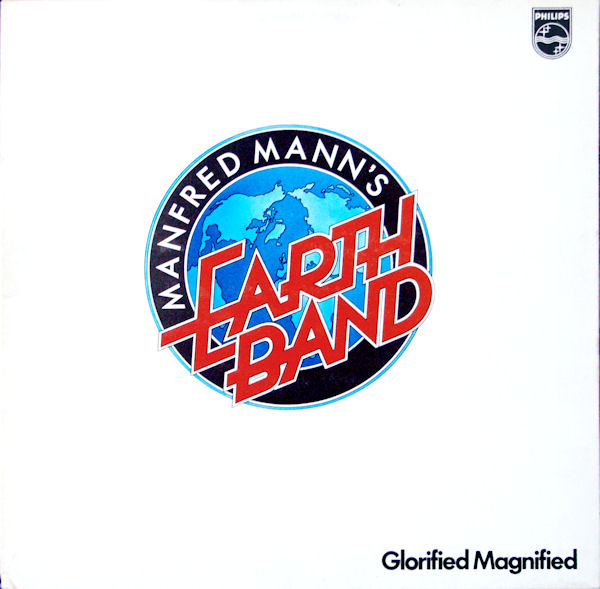 Manfred Mann's Earth Band Glorified Magnified album cover