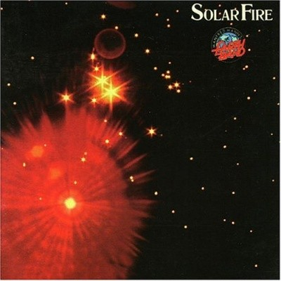 Manfred Mann's Earth Band - Solar Fire CD (album) cover
