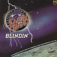Manfred Mann's Earth Band Blindin' album cover