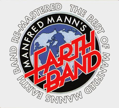 Manfred Mann's Earth Band The Best of Manfred Mann's Earth Band album cover