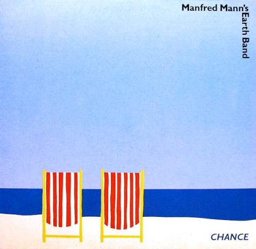 Manfred Mann's Earth Band Chance album cover