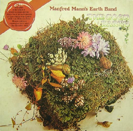 Manfred Mann's Earth Band The Good Earth album cover